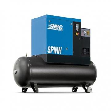 Профессиональный винтовой компрессор ABAC SPINN 5.5XE 8 TM500 купить в СПб