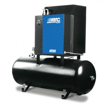 Винтовой воздушный компрессор ABAC MICRON 2.208-270 v220 купить в СПб