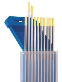 Электрод вольфрамовый WL-15 (золотистый) 3,0 мм Лантанированный