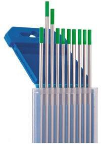 Электрод вольфрамовый WP (зеленый) 2,4 Чистый вольфрам