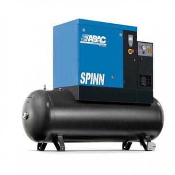 Промышленный винтовой компрессор ABAC SPINN 5.5XE 10 TM270 в СПб
