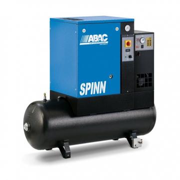 Качественный винтовой компрессор с осушителем ABAC SPINN.E 410-270 купить в СПб