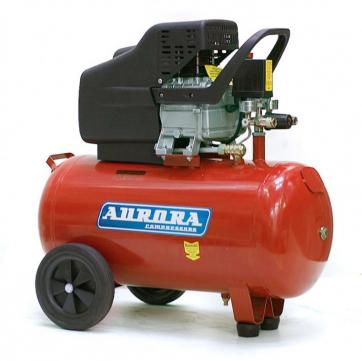 Купить мобильный поршневой компрессор Aurora WIND-50 в СПб