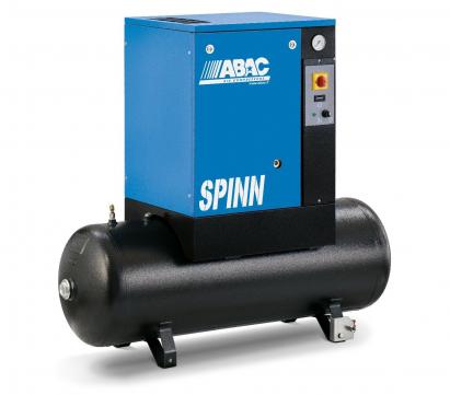 Купить мощный винтовой компрессор ABAC SPINN 410-200 в СПб