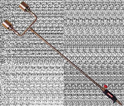 Горелка кровельная Redius ГВ-131 (вентиль)