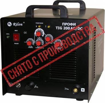 Сварочный инвертор ПРОФИ TIG 200 AC/DC