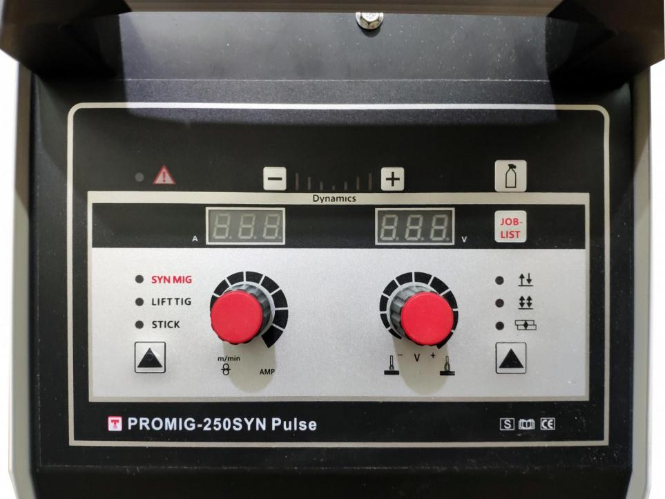 Сварочный полуавтомат для алюминия  и его сплавовTRITON ALUMIG 250 SPULSE SYNERGIC-3 в Санкт-Петербурге