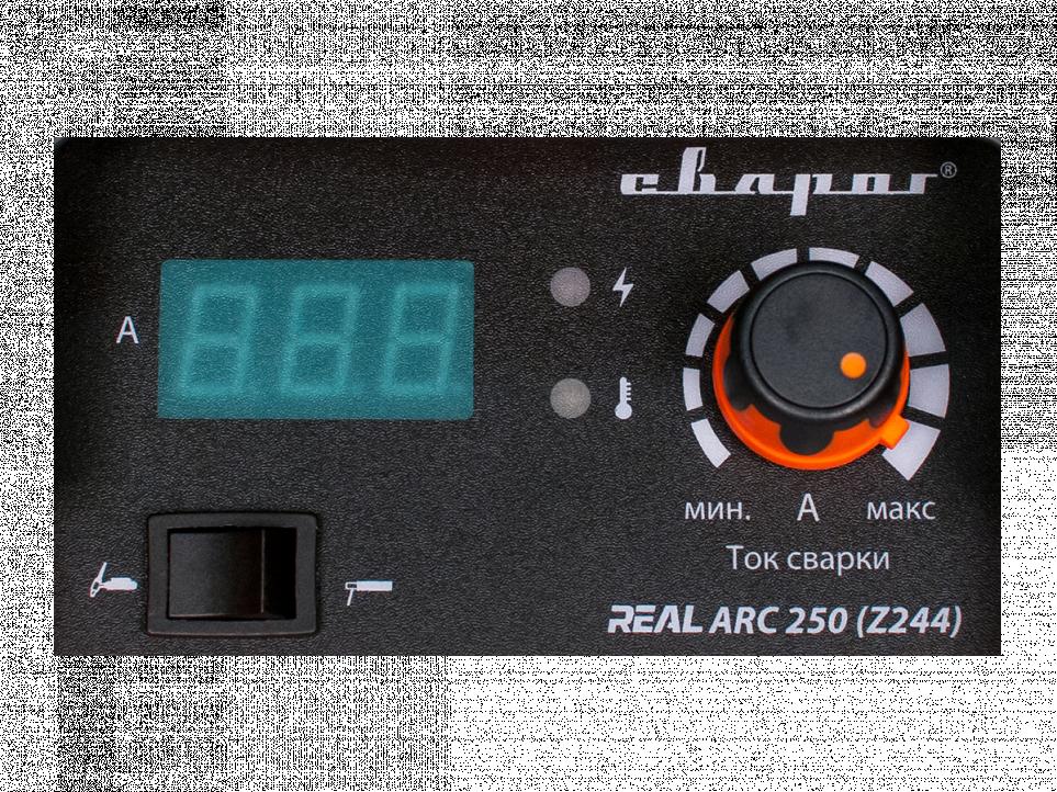 Сварочный инвертор REAL ARC 250 Z244-3.jpeg