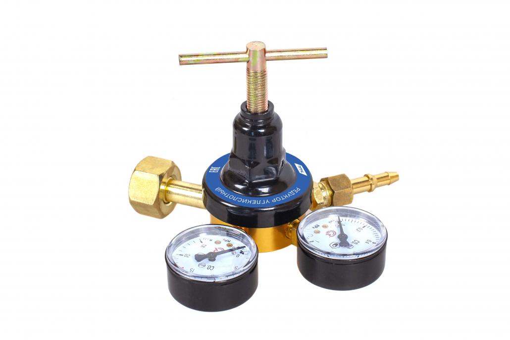 Качественный углекислотный редуктор ПТК УР-6-5 АЛ (001.010.401)