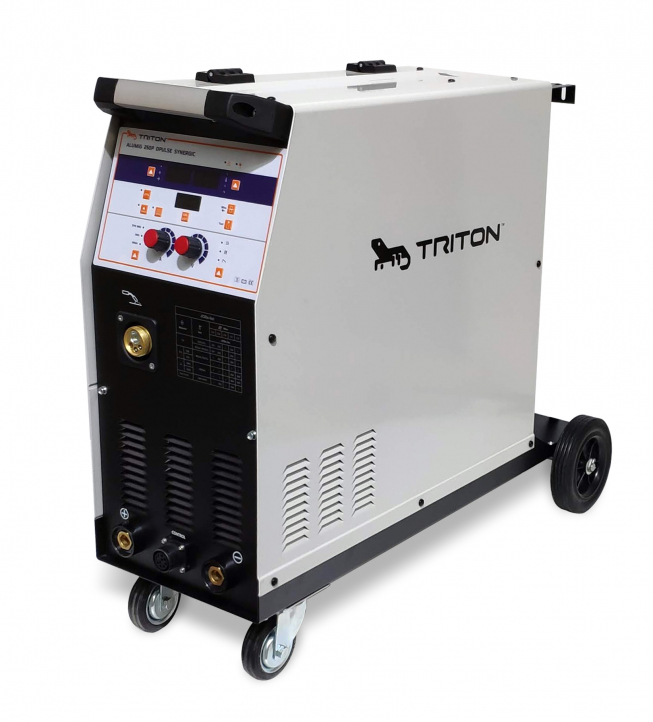 Синергетический аппарат TRITON ALUMIG 350P DPULSE SYNERGIC с двойным пульсом
