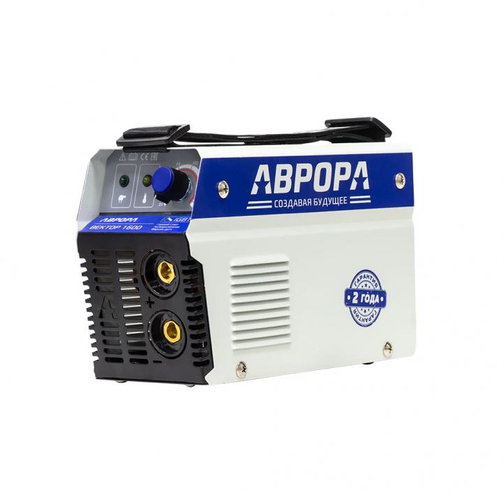Маленький инверторный аппарат AURORA Вектор 1600
