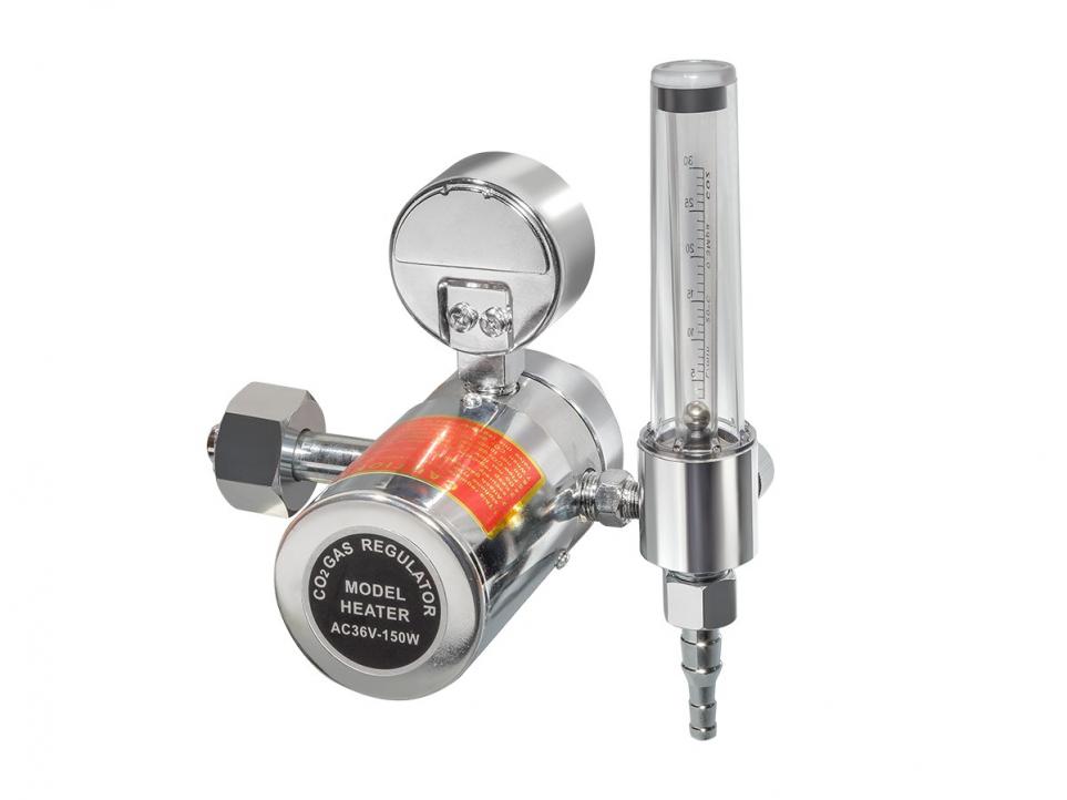Регулятор газа с подогревателем Сварог У-30-5-П-36-Р (36V)