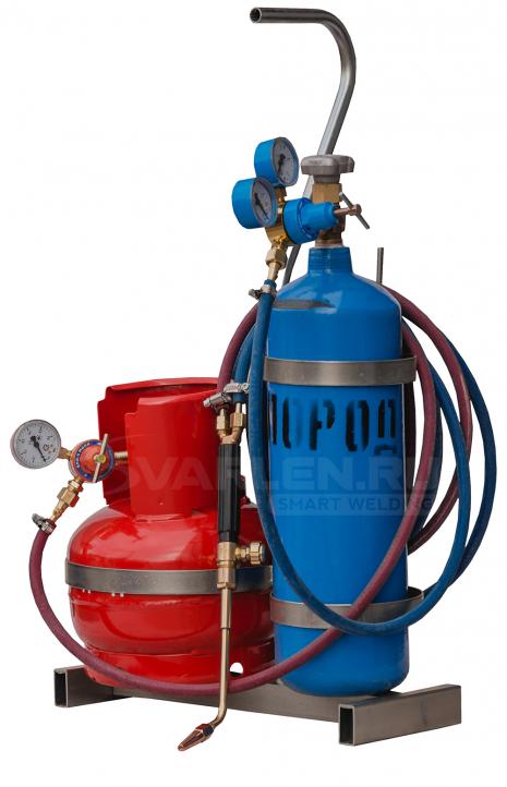 Переносной газосварочный пост ПГУ-5П с каркас-сумкой в Санкт-петербурге