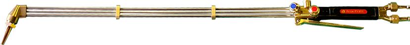 """Резак удлинённый Р3-300КУ∠ 110°   (П,М), клапанный серии """"ОЛИМП"""""""