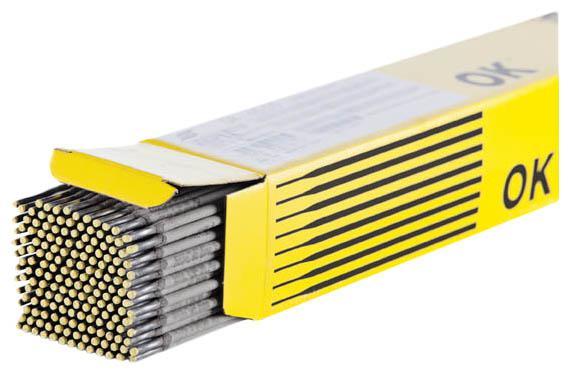 сварочный электрод для нержавеющих сталей ESAB OK 67.60 3.2×350 мм