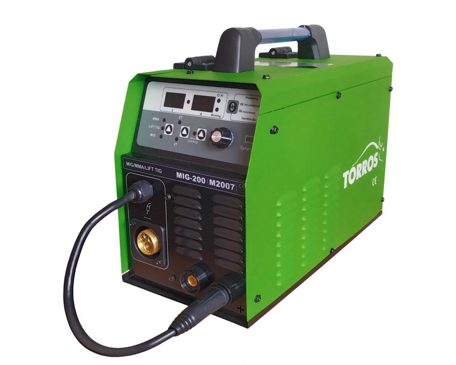 Полуавтомат Torros Mig-200 (M2007) по хорошим ценам в СПб
