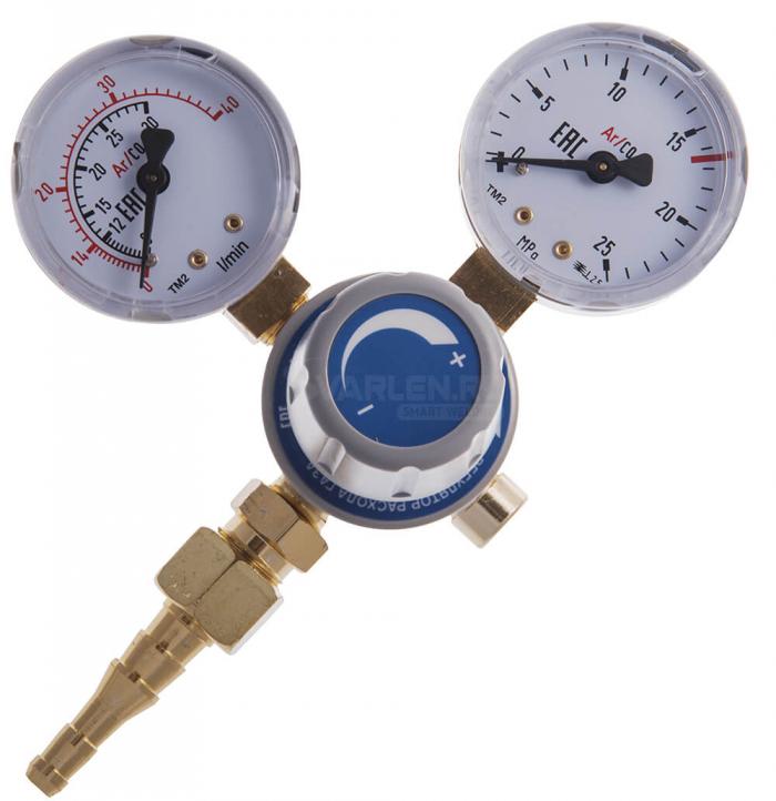 Компактный регулятор расхода газа универсальный ПТК У-30/АР-40-5 МИНИ
