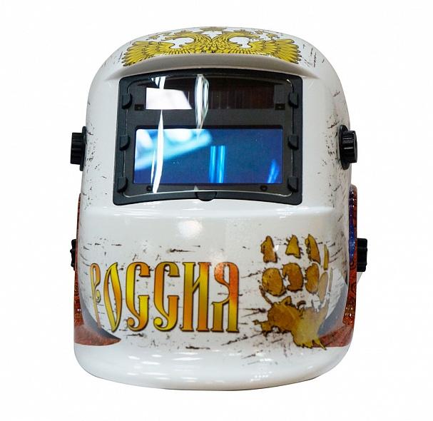 "Сварочная маска AURORA RUSSIAN STYLE A-777 ""Хамелеон"""