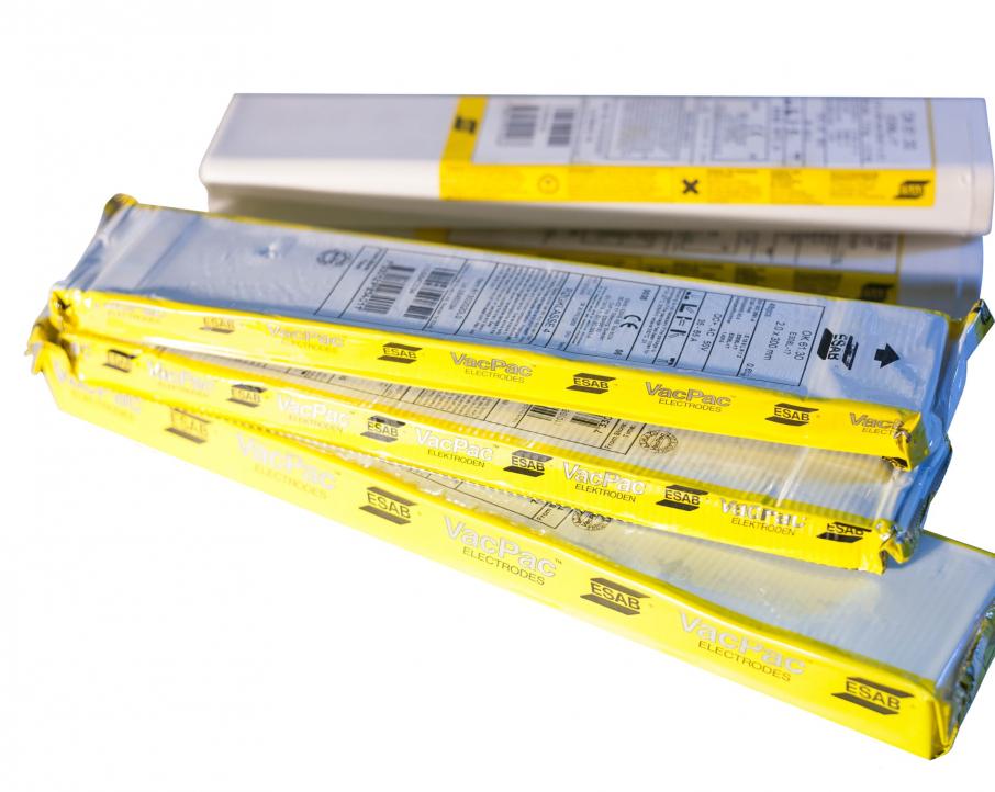 Нержавеющий электрод ESAB ОК 61.30 ∅ 3.2мм (1.7кг/упак.)