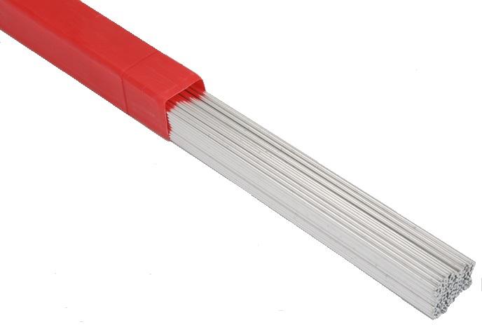 Сварочный алюминиевый пруток ER-5356 (AlMg5) ∅ 4.0мм (5кг/упак.)