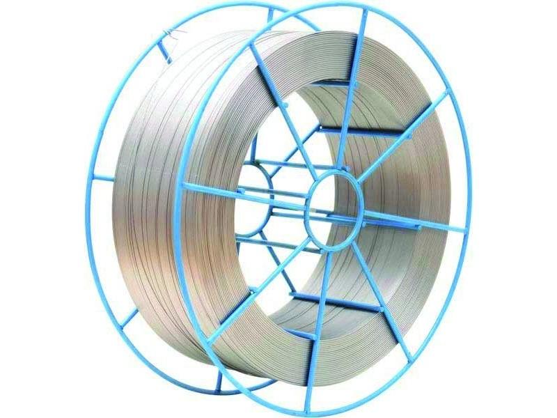 Сварочная алюминиевая проволока ESAB OK Autrod 4043 ∅ 1.0мм (7кг/упак.) купить в СПб