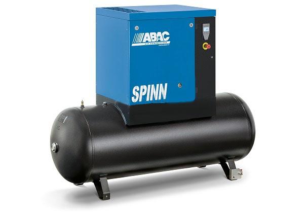 Мощный винтовой компрессор ABAC SPINN 5.5X 8 TM270 купить в СПб