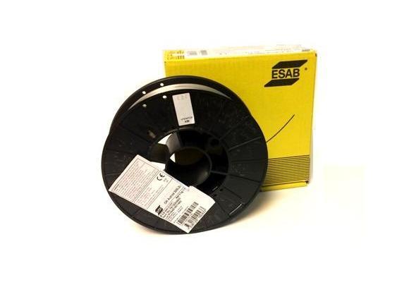 Купить сварочную нержавеющую проволоку ESAB Autrod 308LSi ∅ 0.8мм (5кг/упак.) в СПб