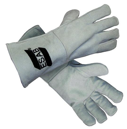 Качественные перчатки сварщика ESAB Heavy Duty Basic