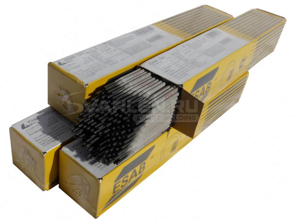 Купить  электрод ESAB УОНИИ 13/55 4 мм