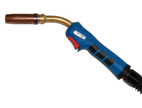 Горелка  MIG MS 240 (до 300A) 5м/вод.охл.