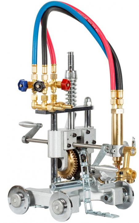 Газорезательная машина для резки труб CG2-11G (SG-30) с ручным приводом