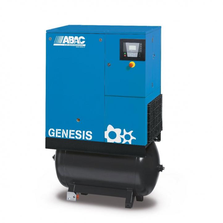Винтовой промышленный компрессор ABAC GENESIS.I 11-270 купить в СПб