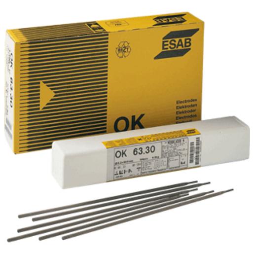 Электрод сварочный для нержавейки ESAB OK 63.30 2.0×300 мм (1.6 кг)