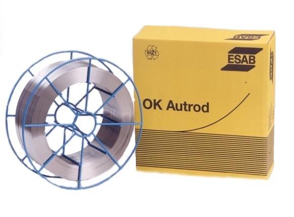 Купить сварочную нержавеющую проволоку ESAB Autrod 316 LSi ∅ 1.2 мм (15кг/упак.) в СПб