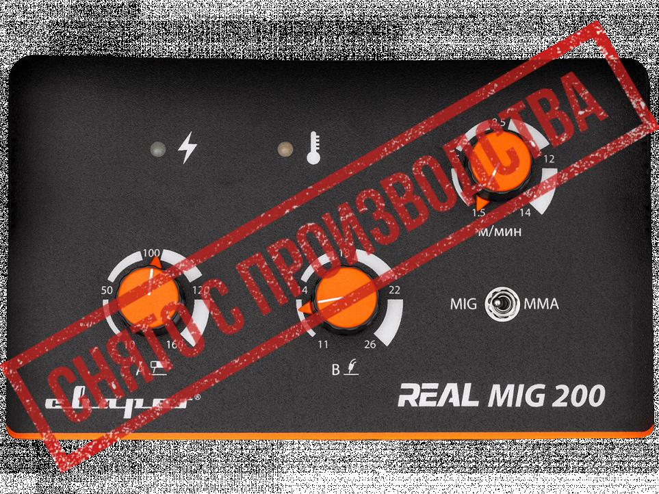 Сварочный полуавтомат REAL MIG 200 - 4.jpg