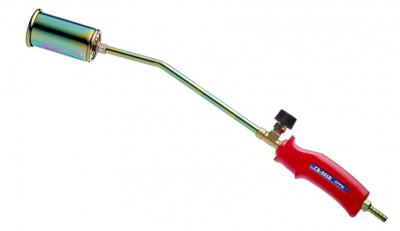 Горелка пропановая ПТК ГВ-501В (вентиль)