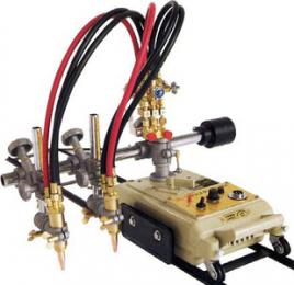 Газорезательная машина CG-100 II (с 2 резаками)